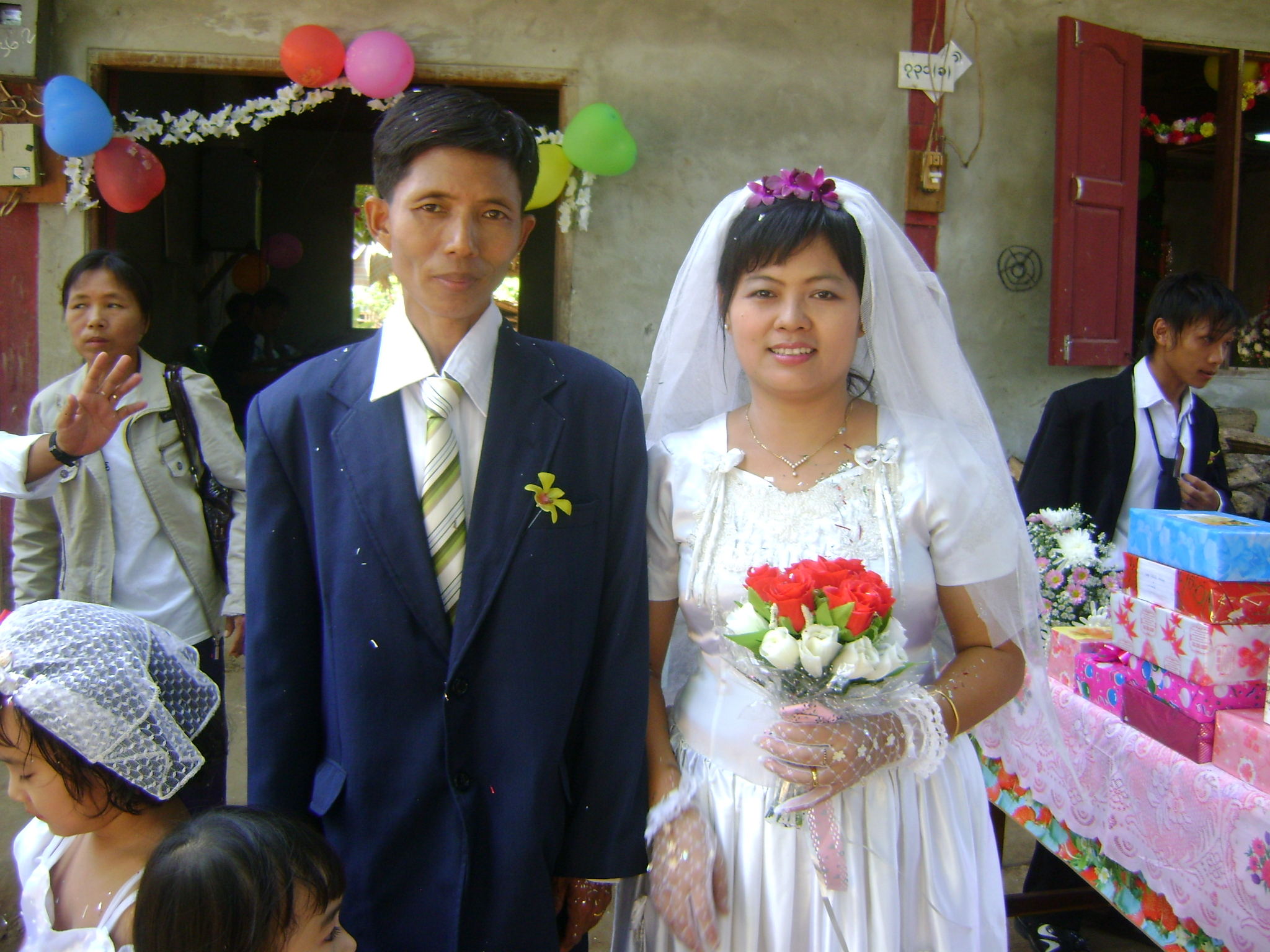 Myanmar Time And A Lisu Wedding