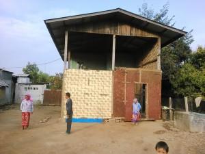Lisu House dedication