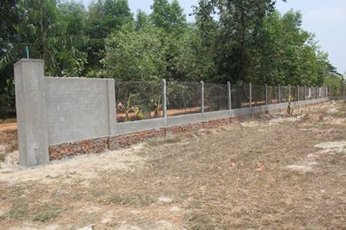 MCDC fence