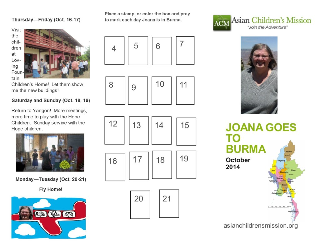Burma Trip 2